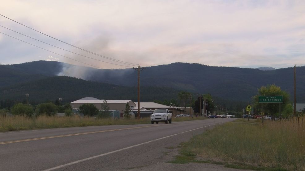 Dangerous fire conditions on tap in Montana, Idaho, Wyoming