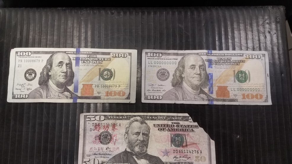 All denominations of fake money show up in Ronan | KECI