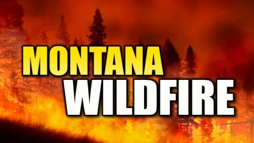 Montana Wildfire Update For August 19 2018 Keci