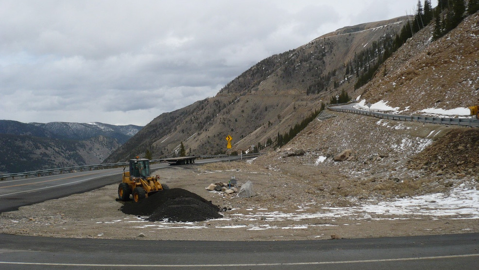 Beartooth Highway Opens For Summer After Snow Clearance Keci