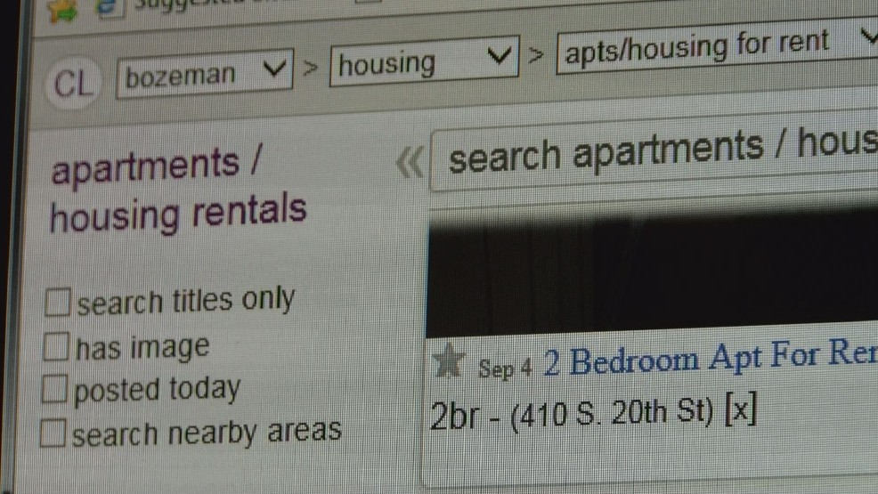 Police Warn About Housing Scammers On Craigslist Keci