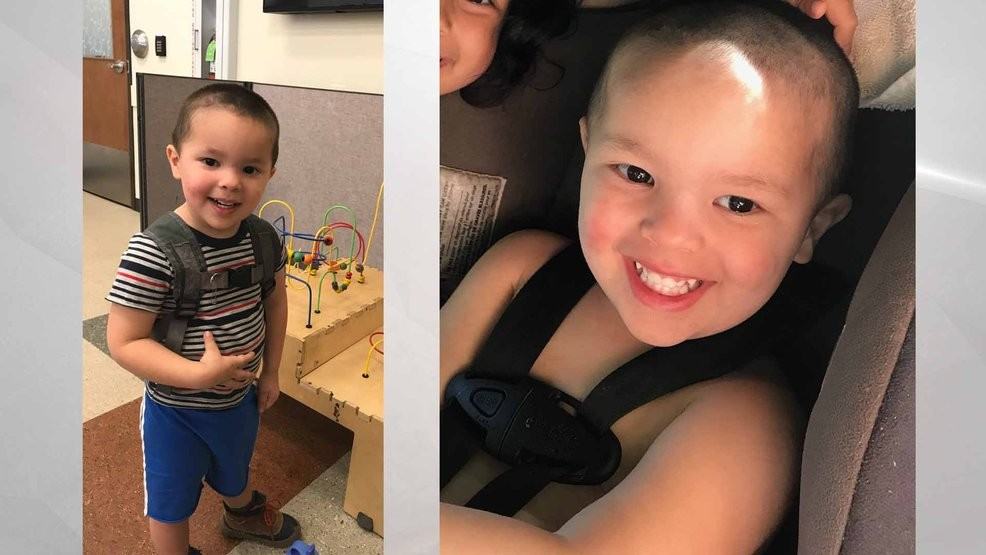 Lincoln Co  sheriff identifies toddler's body as missing