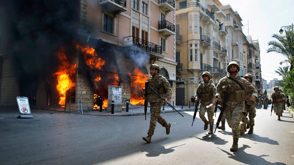 Clashes in impoverished Lebanese city as crisis deepens | KECI