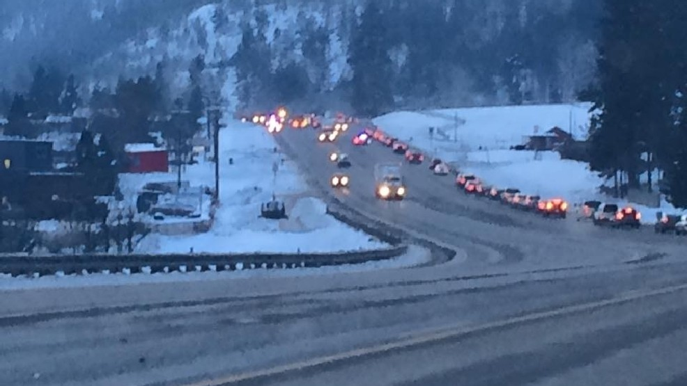 Crash cleared, Highway 93 reopened south of Missoula | KECI